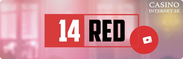 14 red casino bonus