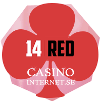 14 red casino free spins
