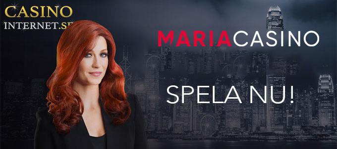 Spela hos Maria Casino