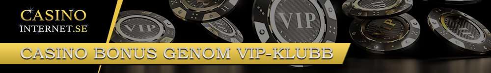 VIP Bonus - CasinoInternet