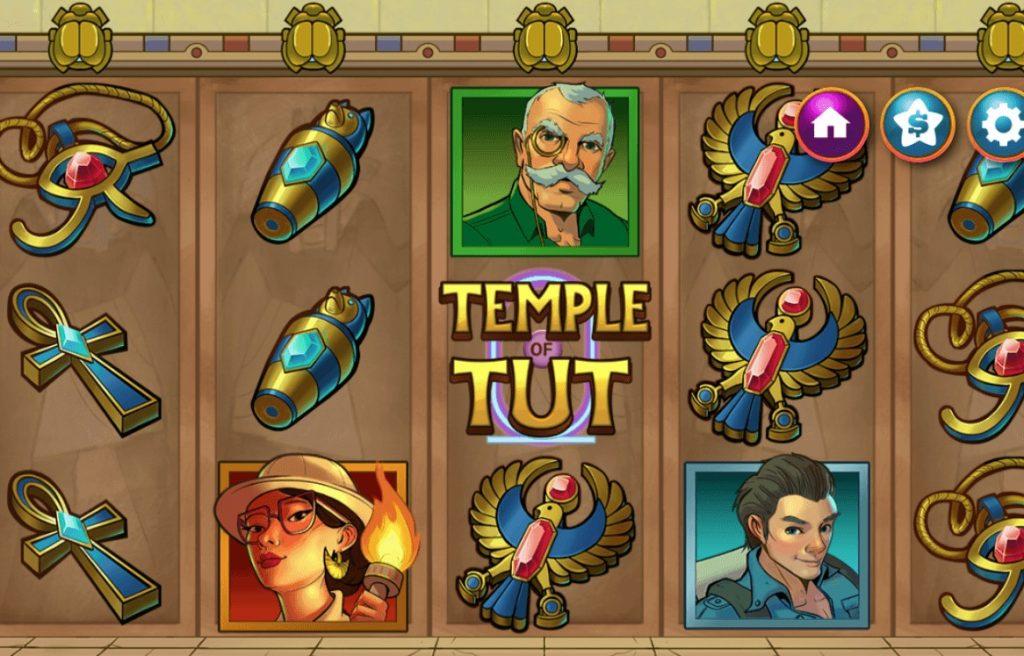 temple of tut recension