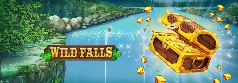 wild falls guld slot