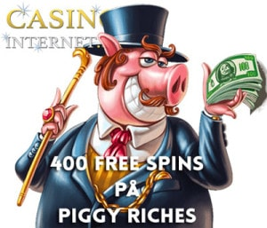 piggy riches 400 free spins igame