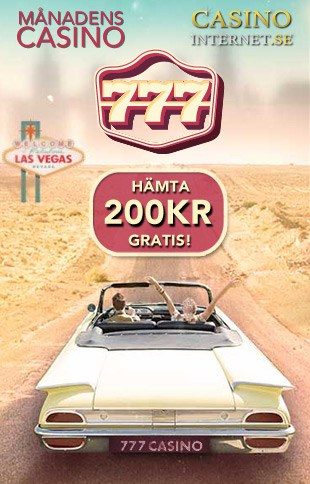 777 Casino Månadens Casino