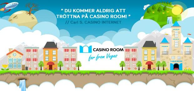 CasinoRoom spelupplevelse