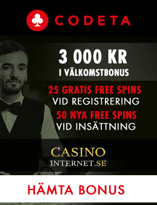 codeta casino månadens Casino