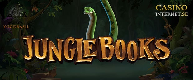 Jungle Books spelautomat yggdrasil slot