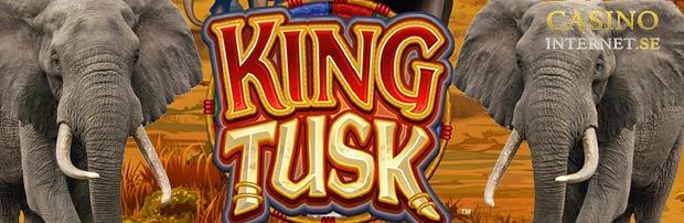 King Tusk Spelautomat
