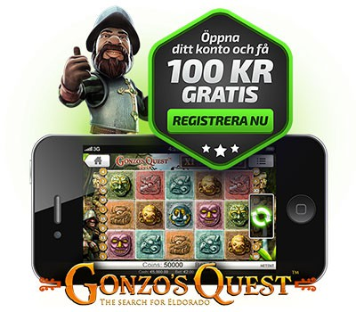 mobilbet gonzos quest