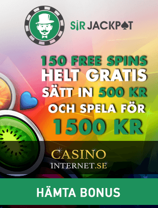 sir jackpot casino free spins