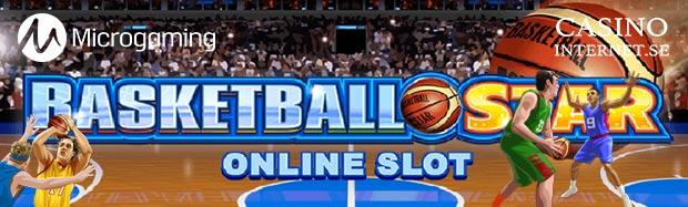 basketball star spelautomat
