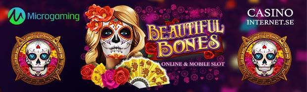 beautiful bones spelautomat