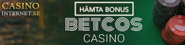 betcos casino bonus