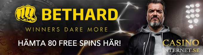 bethard 80 free spins