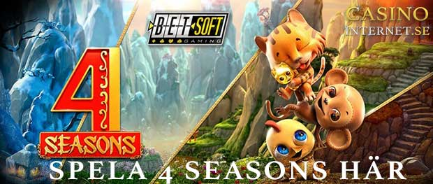 betsoft 4 seasons casino internet