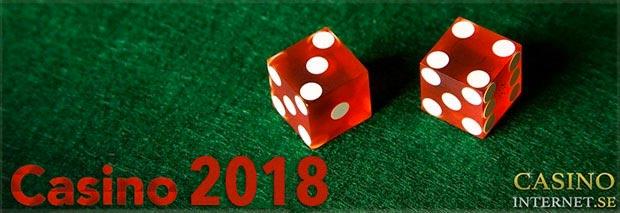 casino 2018 med bäst bonus och free spins