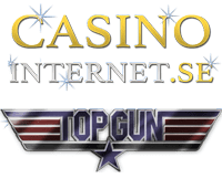 casino internet top gun logo