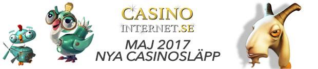 casino maj 2017