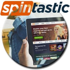 online casino spintastic free spins