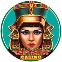 cleopatra casino free spins