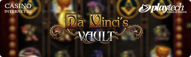 Da Vinci's Vault spelautomat