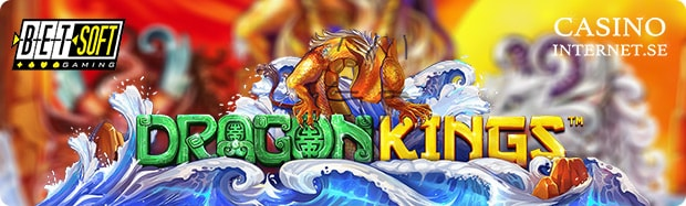 dragon kings spelautomat
