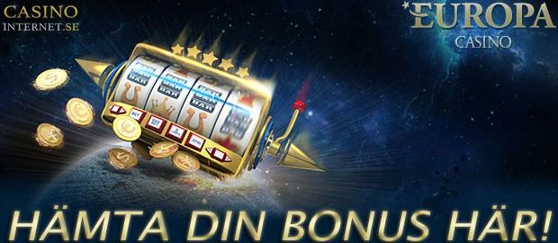 bonus free spins europa casino