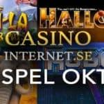heta listan spel casino oktober