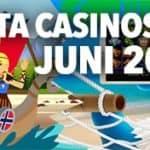 juni nyheter casino