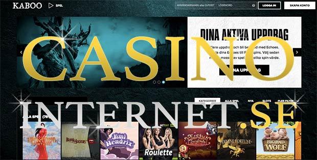 webbplats kaboo casino