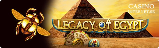 legacy of egypt slot freespins
