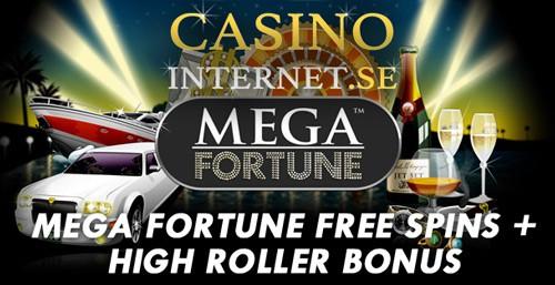 online casino ohne bonus mega fortune