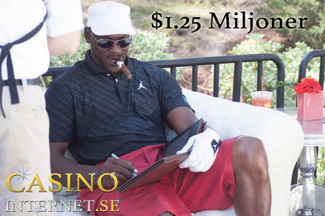 internet casino michael jordan