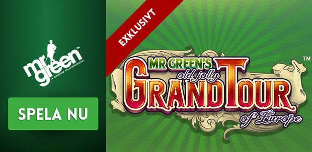 Mr. Green's Old Jolly Grand Tour of Europe spela gratis bonus