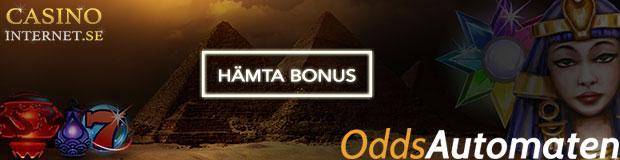oddsautomaten bonus free spins online casino