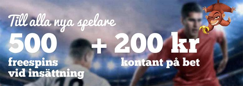 paf bonus 200 kronor 500 free spins casino internet