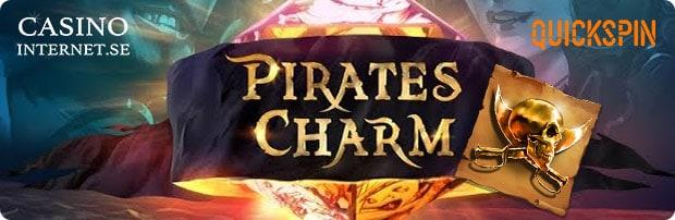 pirate's charm slot