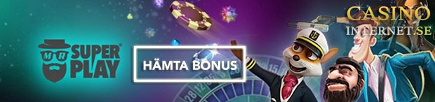 mr superplay casino bonus