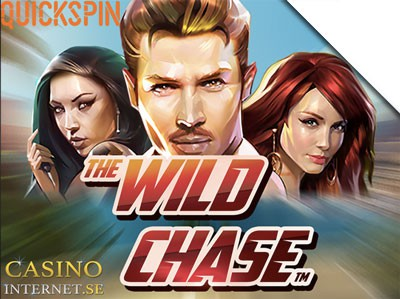 quickspin the wild chase