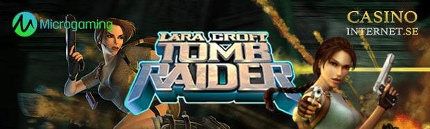 tomb raider spelautomat