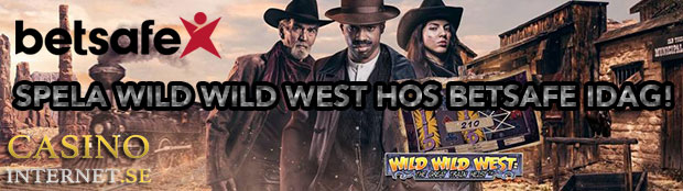 online casino wild wild west train heist betsafe bonus free spins